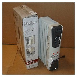 1,500 Watt Radiant Electric Portable Heater 682 101 Home & Kitchen