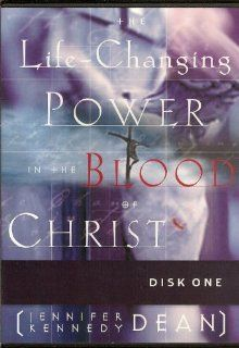The Life Changing Power in the Blood of Christ Video Series DVD Jennifer Kennedy Dean, Jeremy Harrison Movies & TV