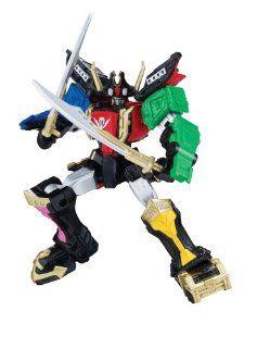 Power Rangers Super Megaforce   Legendary Megazord Action Figure: Toys & Games