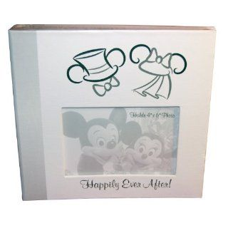Walt Disney World Mickey Minnie Mouse Wedding Photo Album