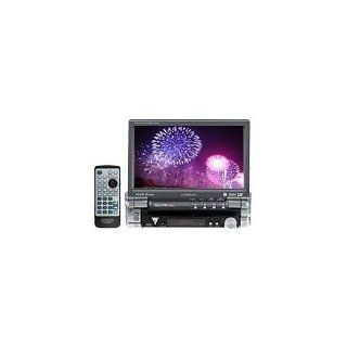"Kenwood KVT 715DVD In Dash 7"" Monitor DVD/CD/MP3/WMA Receiver : Vehicle Dvd Players : Car Electronics"