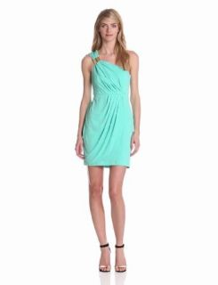 maxandcleo Women's One Shoulder Dress at  Women�s Clothing store