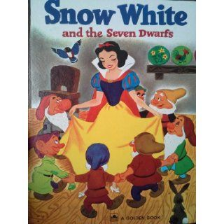 Walt Disney's Snow White and the Seven Dwarfs 9780307608512 Books