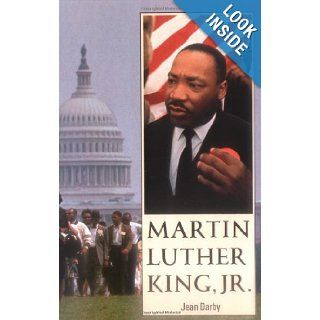 Martin Luther King, Jr. (Lerner Biography Series): Jean Darby: 9780822549024: Books
