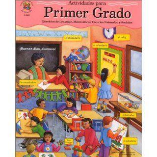 Actividades Para Primer Grado, 1st Gr (Spanish Edition): Laura Nienhaus Zarrinnaal, Gladys Cortes: 9781568224985: Books