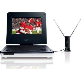 Philips PET729/37 7 Inch LCD Portable TV/DVD Player Electronics