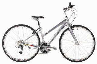 Cadillac AV H Women's Hybrid Bike (19 Inch Frame)  Hybrid Bicycles  Sports & Outdoors