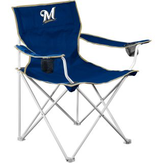 Logo Chair Milwaukee Brewers Deluxe Chair (516 12)
