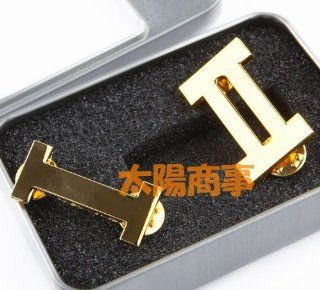 lapel pin persona set pieces 2 Yosuke Hanamura uniform Yu Ming on 4 P4 cosplay (japan import) Toys & Games