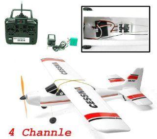 4 Ch Electric Radio Remote Control Airplane RC CESSNA 747 RC RTF