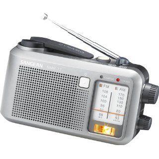 Sangean MMR 77 Emergency AM / FM Portable Radio Electronics