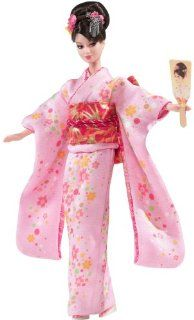 2008 Happy New Year Oshogatsu Japan Exclusive Barbie Doll Toys & Games