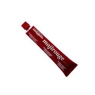 Loreal Maji Rouge Majirouge Hair Color Red Copper Mix : Chemical Hair Dyes : Beauty