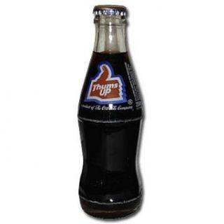 India Coca Cola Thums Up Bottle 2012 Original Label Entertainment Collectibles