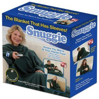 Snuggie Fleece Blanket   Throw Blankets