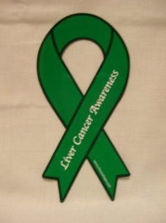 liver cancer awareness ribbon magnet : Other Products : Everything Else