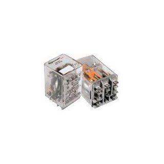 """""""Schneider Electric/Magnecraft 788XBXC 12D Relay; E Mech; Power; DPDT; Cur Rtg 16A; Ctrl V 12DC; Vol Rtg 120, 277/28AC/DC"""" Replacement Household Furnace Electronic Relays Industrial & Scientific"""