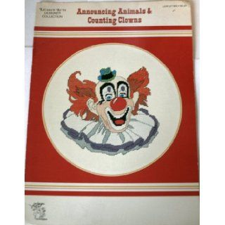 Announcing Animals and Counting Clowns: Vanessa Steele: Books
