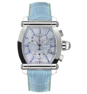 Philippe Charriol Lady Jet Set Watch 060T 796 T006 at  Women's Watch store.