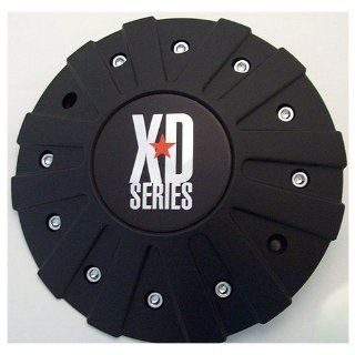 KMC XD Series 778 Monster Black Center Cap: Automotive