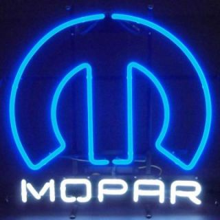 Mopar Omega Neon Sign   Neon Signs