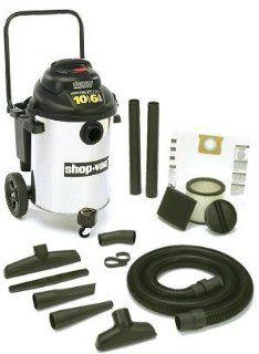 Shop Vac 962 11 16 Gallon Stainless Steel Ultra Pro Wet & Dry Shop Vac   Vacuum