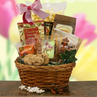 Mothers Day Sweets Gift Basket   Holiday Gift Baskets