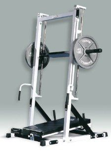 Angled Leg Press Lower Body Gym  Leg Exercise Machines  Sports & Outdoors