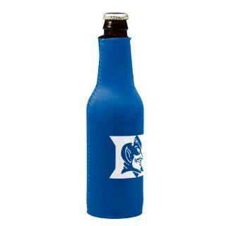 NCAA Duke Blue Devils Bottle Drink Coozie  Sports Fan Cold Beverage Koozies  Sports & Outdoors