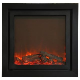 Yosemite Home Decor Ares Double Surround Electric Fireplace Insert   Electric Inserts