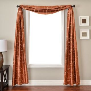 Softline Mano Square Window Scarf   Curtains