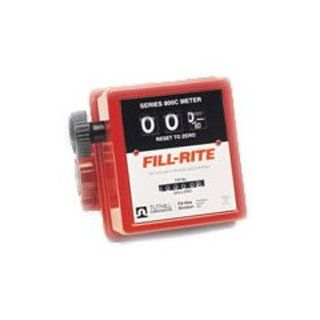 """Tuthill/Fill Rite FR807C Mechanical Fuel Meter 3/4"""" NEW: Home Improvement"""