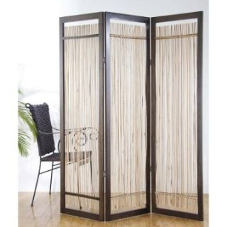 Screen Gems Sunset Bamboo Decorative Room Divider