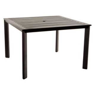 O.W. Lee Gios Aluminum 45 in. Square Patio Dining Table   Patio Tables
