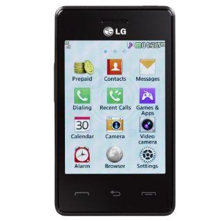 LG 840G Prepaid Phone With Triple Minutes (Tracfone): Cell Phones & Accessories