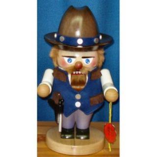2012 Steinbach Signed Troll Western Cowboy German Christmas Nutcracker   Nutcrackers