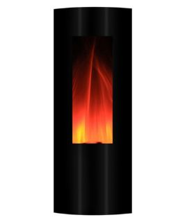 Yosemite Home Decor Symphonic Tower Wall Mount Electric Fireplace   Electric Fireplaces