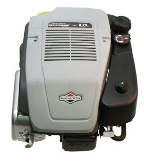 """12S907 0141 875 Series Vertical 25MMx3 5/32"""" Shaft, Intek OHV, Fuel Tank, Electric Start Only, Ready Start, Briggs Stratton Engine : Lawn Mower Air Filters : Patio, Lawn & Garden"""