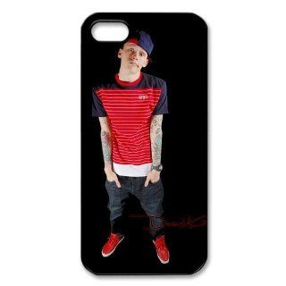 MGK Machine Gun Kelly Lace up Iphone Hard Case 4 4s Cover Black Plastic Mgk5: Everything Else