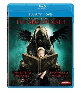 The ABC's of Death Combo Pack [Blu ray+DVD]: Erik Aude, Kyra Zagorsky, Ti West, Jason Eisener, Adam Wingard, Nacho Vigalondo, Ben Wheatley, Adri�n Garc�a Bogliano: Movies & TV