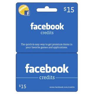 Facebook $15