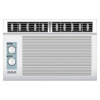 RCA 5,000 BTU Energy Star Mechanical Air Conditioner