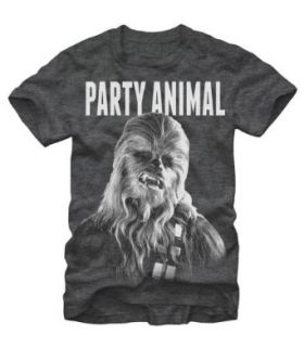 Star Wars Chewbacca Party Animal T Shirt Clothing