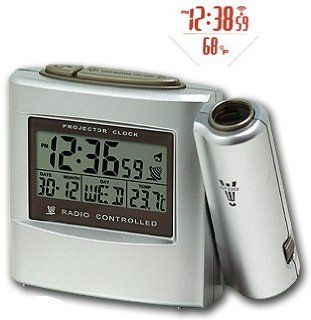 Kaito Projection Atomic Clock with Thermometer and Alarm, C873: Electronics
