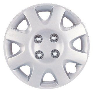"""Drive Accessories KT 895 14S/L, Honda Civic, 14"""" Silver Lacquer Replica Wheel Cover, (Set of 4): Automotive"""