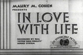 Old Classic Tear Jerker Movies: In Love with Life on DVD. Starring Lila Lee, Dickie Moore, Onslow Stevens, Claude Gillingwater, Rosita Marstini, James T. Mack, Clarence Geldart, Tom Ricketts, William Arnold, and The Meglin Kiddies.: Dickie Moore, Frank R.