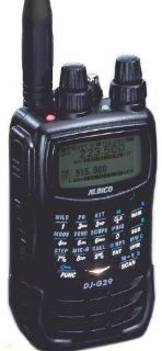 Alinco FM Transceiver Dual Band 222Mhz & 902 Mhz Amateur Ham Radio Bands!: Electronics
