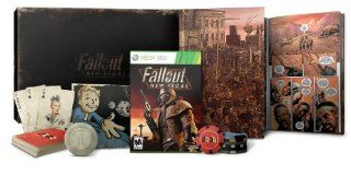 Fallout: New Vegas Collector's Edition  Xbox 360: Video Games
