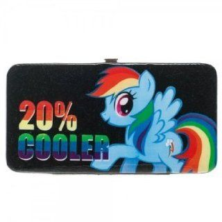 My Little Pony Rainbow Dash 20% Cooler Juniors Black Hinge Wallet at  Women�s Clothing store
