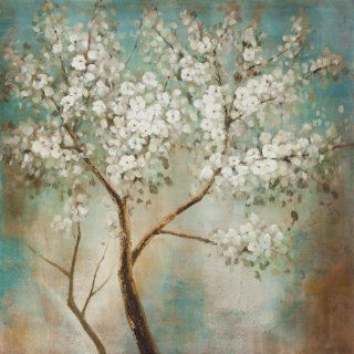 Yosemite Home Decor YG7689A Tree in Bloom Still Life Hand Painted Artwork   Oil Paintings